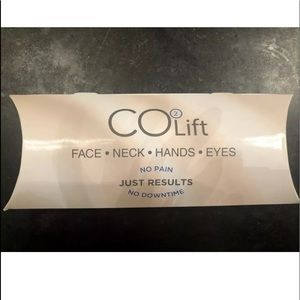 Brand new! CO2 Lift FACE NECK HANDS EYES